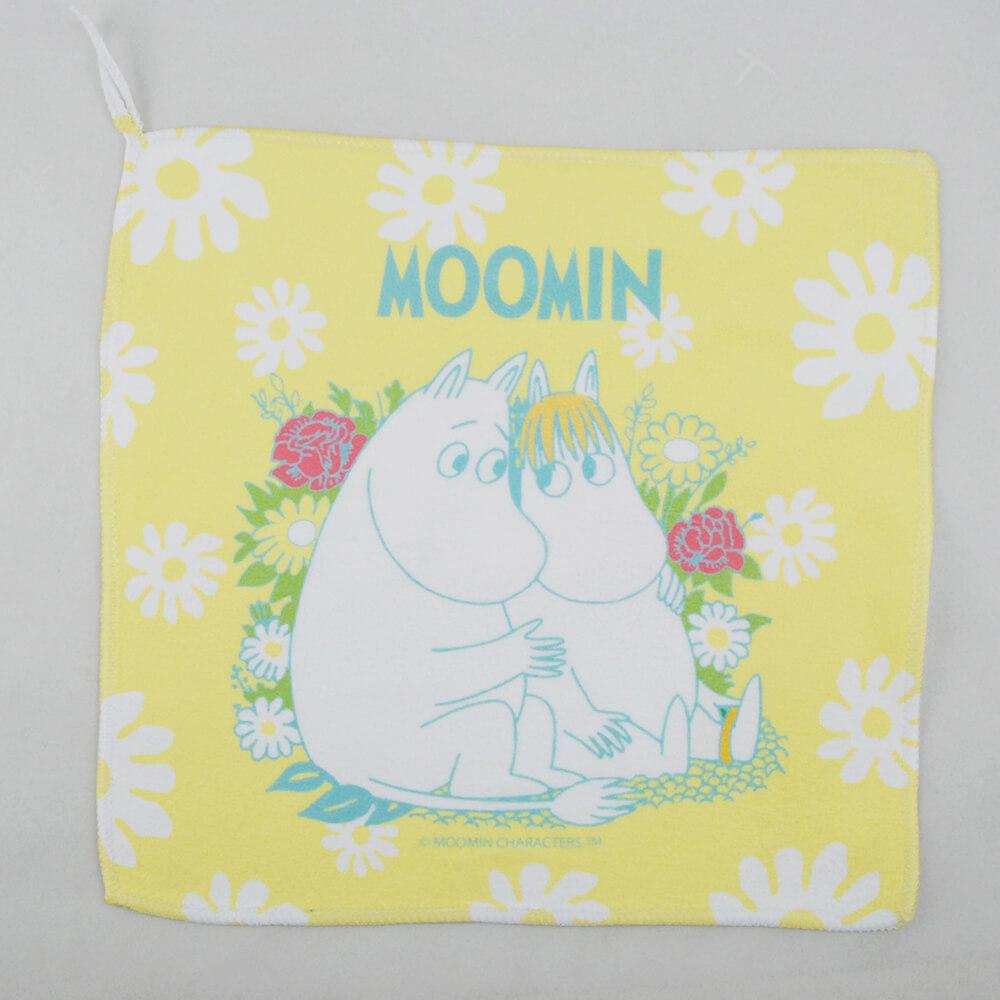 YOSHI850|嚕嚕米正版授權-擦手巾 【羅曼史】