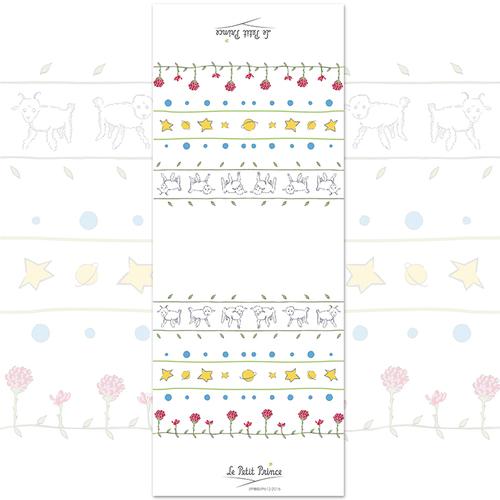 YOSHI850|小王子經典版授權-柔棉(單層)紗布毛巾 【小王子樂章】