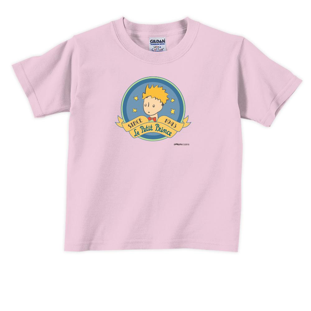 YOSHI850 小王子經典版授權【跟你說聲Hi】短袖兒童T-shirt《2色》