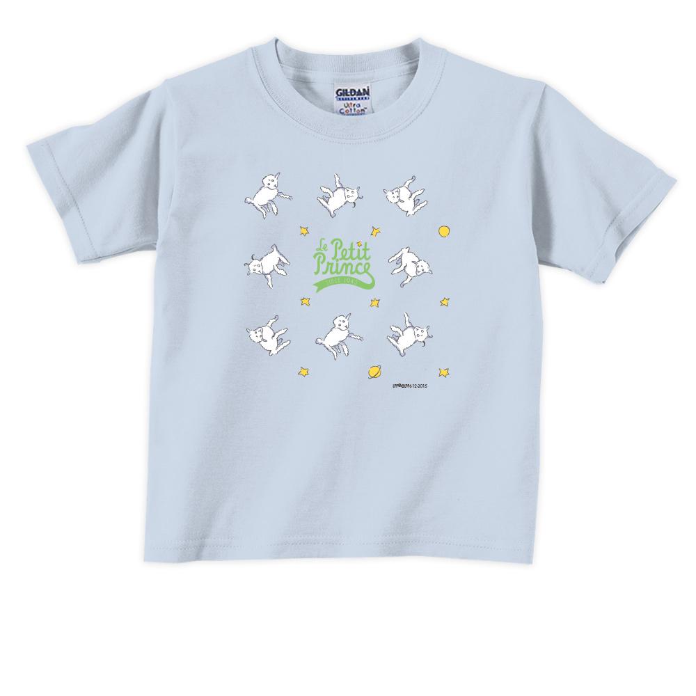 YOSHI850|小王子經典版授權【綿羊】短袖兒童T-shirt 《3色》