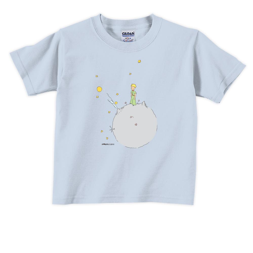 YOSHI850 小王子經典版授權【另一個星球】短袖兒童T-shirt《2色》
