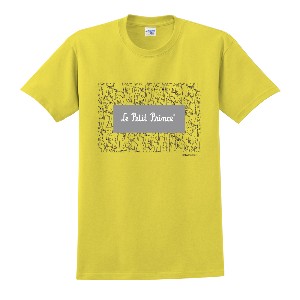 YOSHI850 小王子經典版授權【傻傻的小王子】短袖修身T-shirt《6色》
