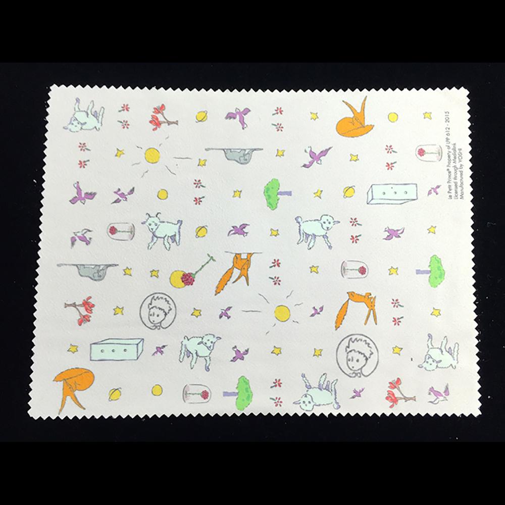 YOSHI850|小王子經典版授權系列:超細纖光學拭鏡布【小王子樂園】