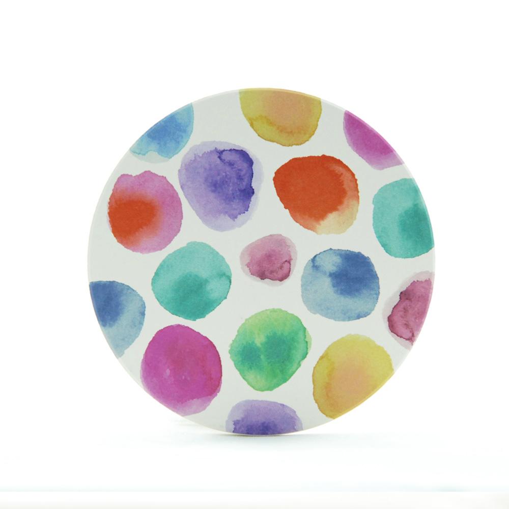 YOSHI850|新創設計師系列:吸水杯墊【印在心上】850 Collections(方.圓)