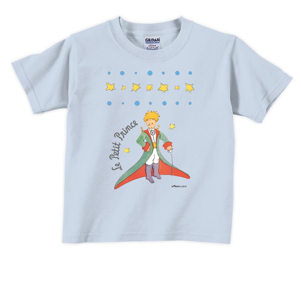 YOSHI850|小王子經典版授權【星星王子】短袖兒童T-shirt《2色》