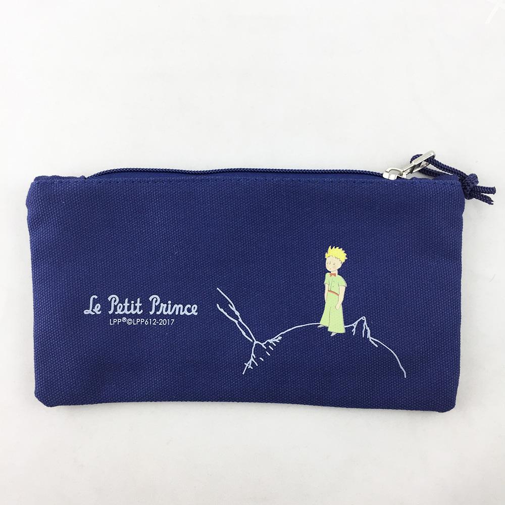 YOSHI850 小王子經典版授權:筆袋【藍】