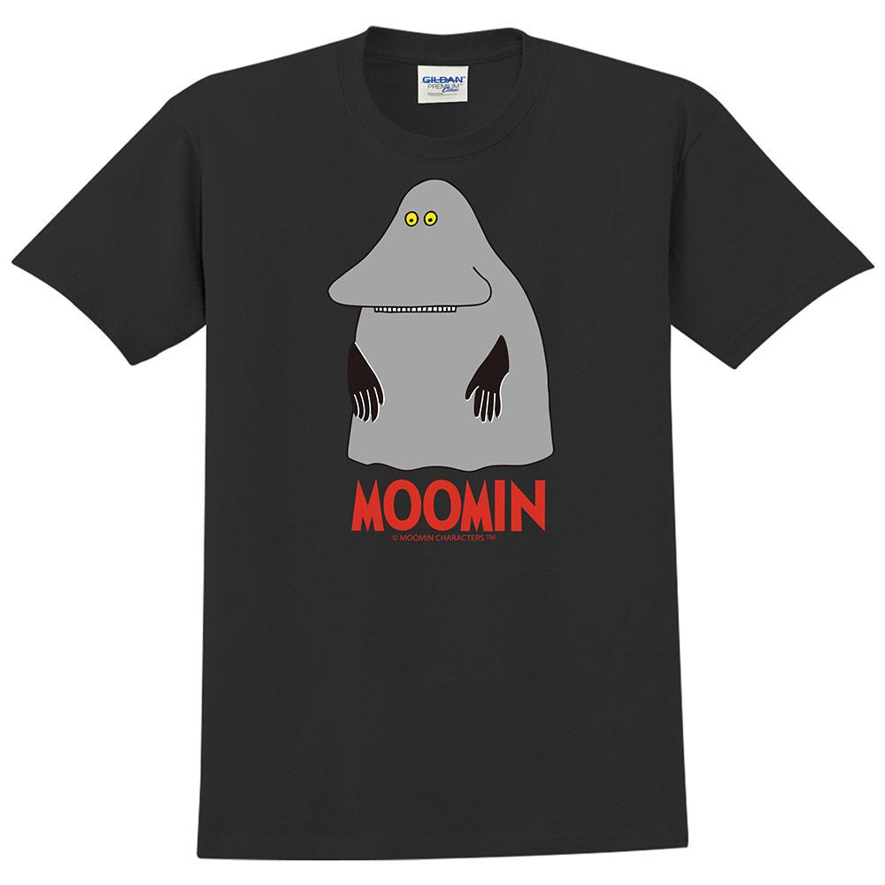 YOSHI850 Moomin嚕嚕米正版授權:T恤【哥谷】成人短袖 T-shirt