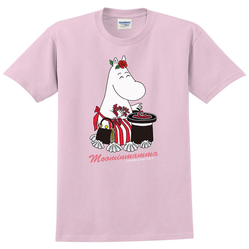 YOSHI850|Moomin嚕嚕米正版授權:T恤【Moomin Mamma】成人短袖 T-shirt