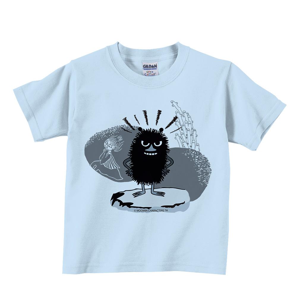 YOSHI850|Moomin嚕嚕米正版授權:T恤【阿丁】兒童短袖 T-shirt