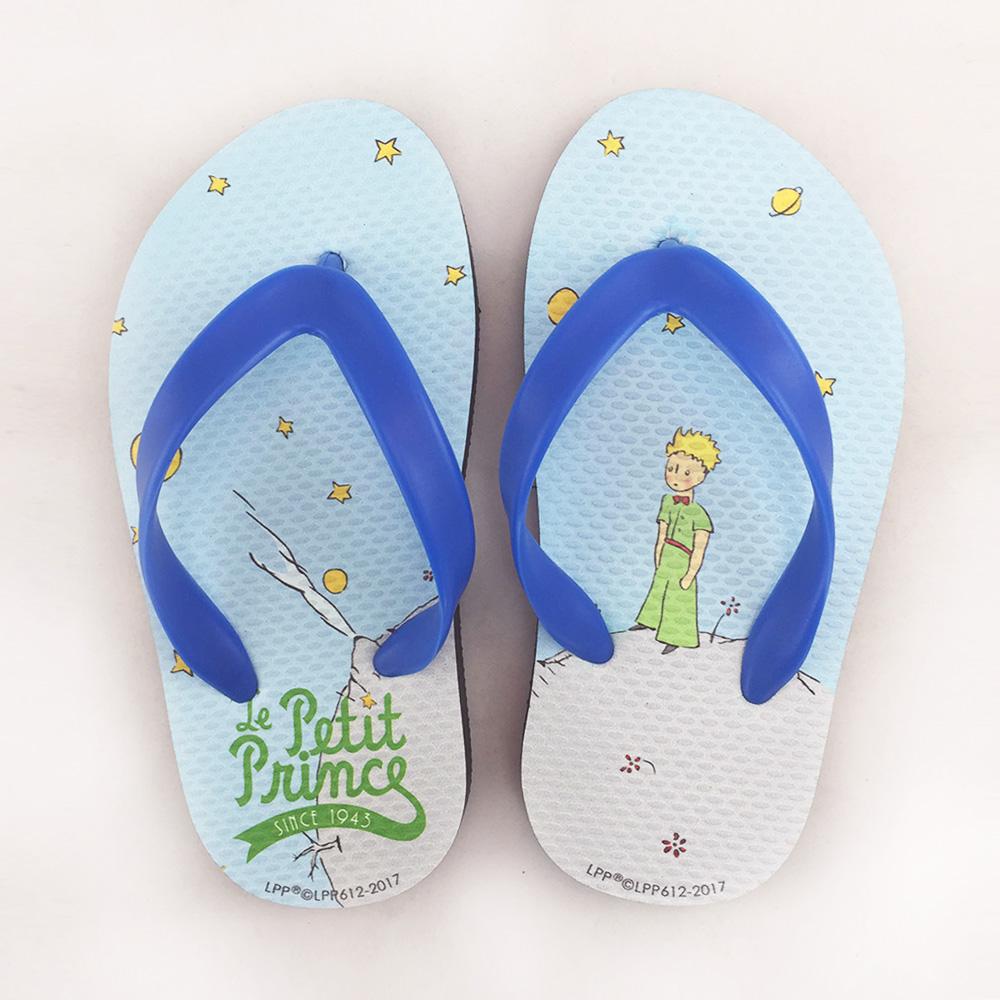 YOSHI850|小王子經典版授權:夾腳拖鞋【04】兒童