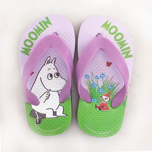 YOSHI850|Moomin嚕嚕米正版授權:夾腳拖鞋【08】 兒童