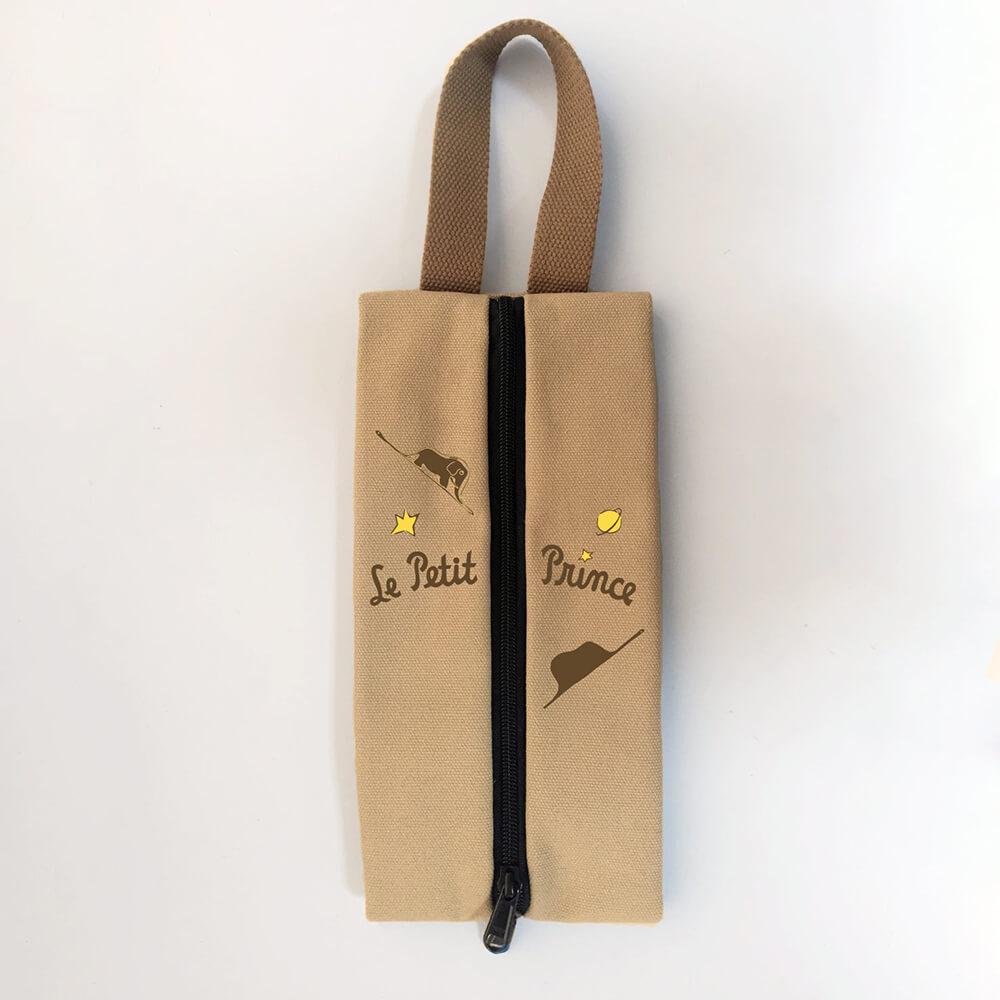 YOSHI850|小王子經典版授權:多功能面紙包【01卡其色】