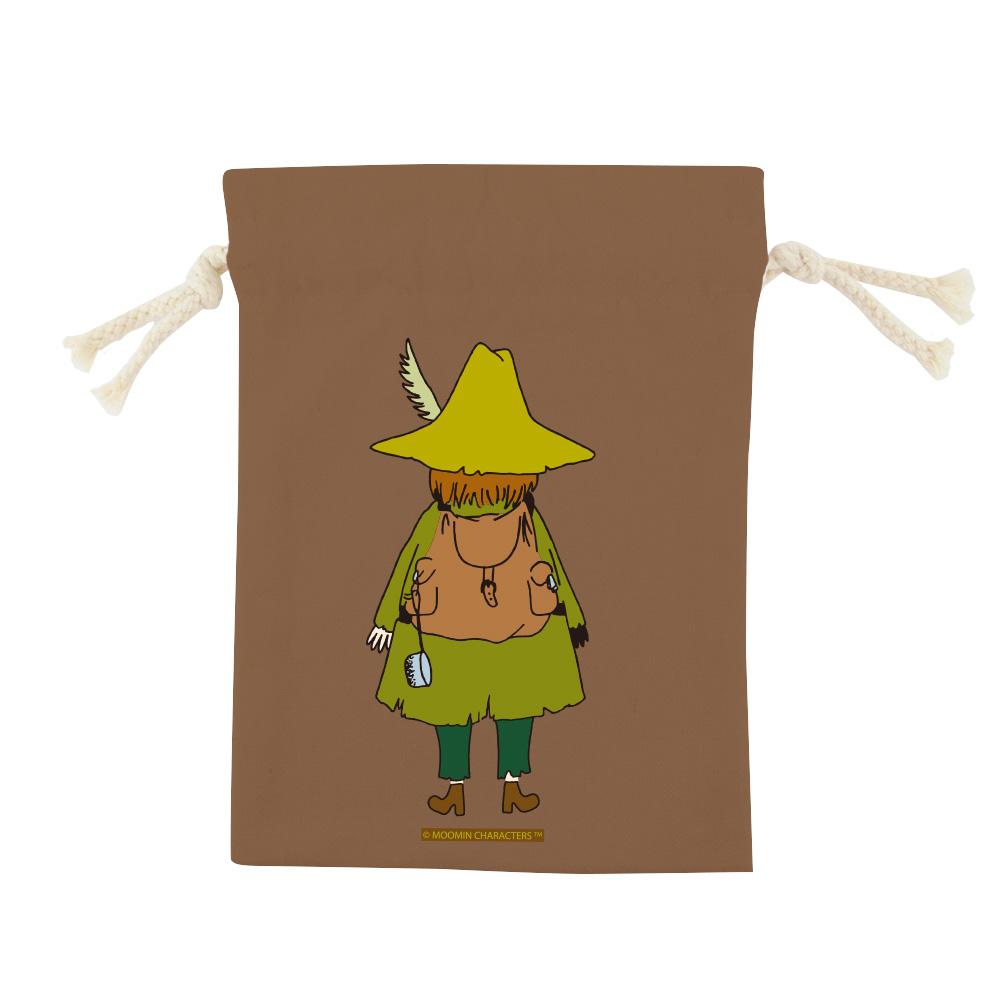 YOSHI850|嚕嚕米正版授權:彩色束口袋(大)【9款】