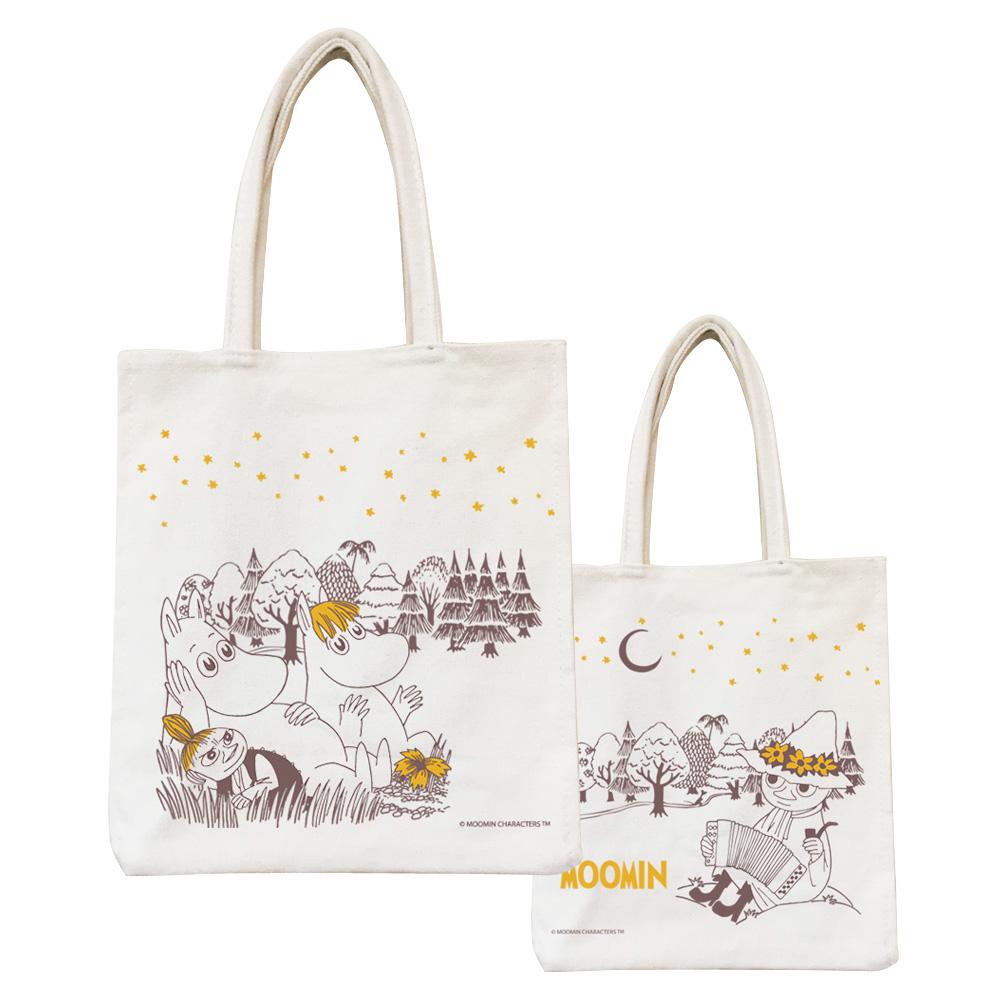 YOSHI850|Moomin嚕嚕米正版授權:野餐包【01 仲夏之夜 】