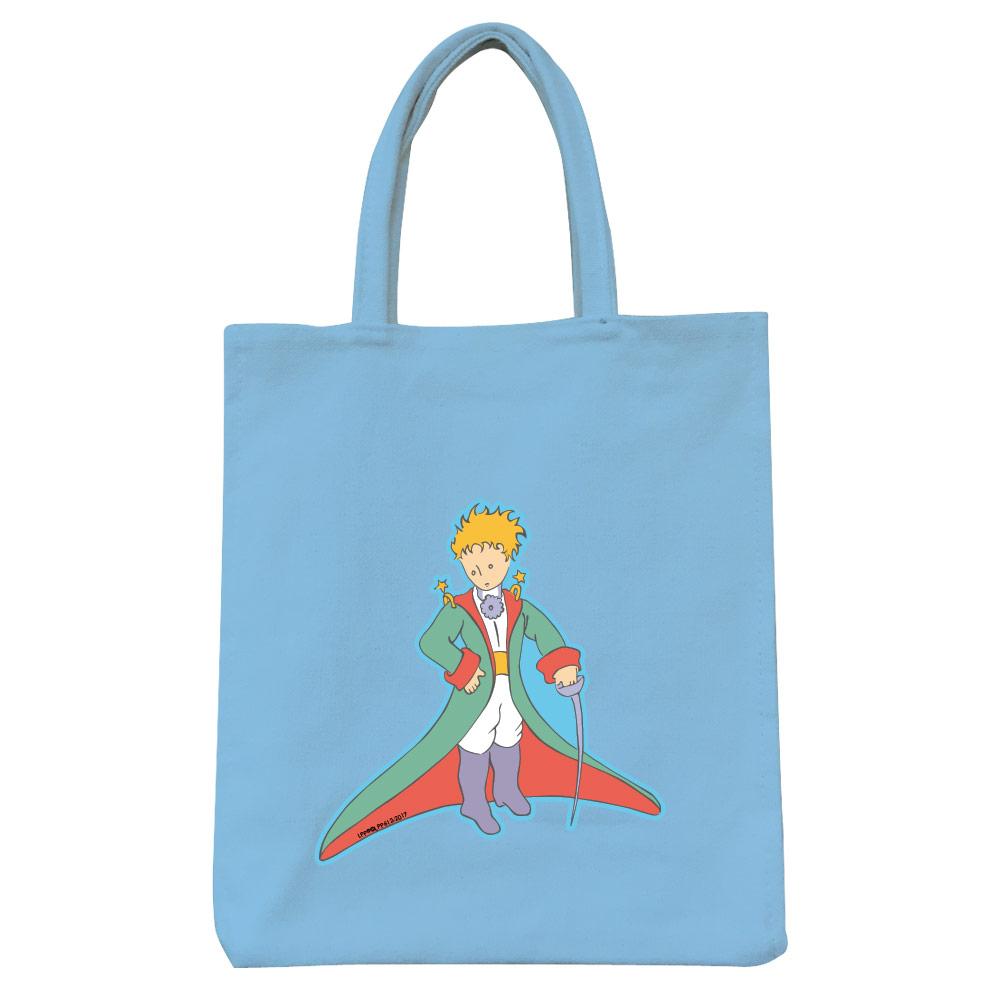 YOSHI850|小王子經典版授權:彩色野餐包【01 溫柔的審判官(水藍)】