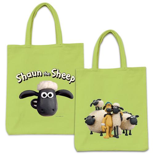 YOSHI850|笑笑羊正版授權:彩色野餐包【03 笑笑羊(果綠)】