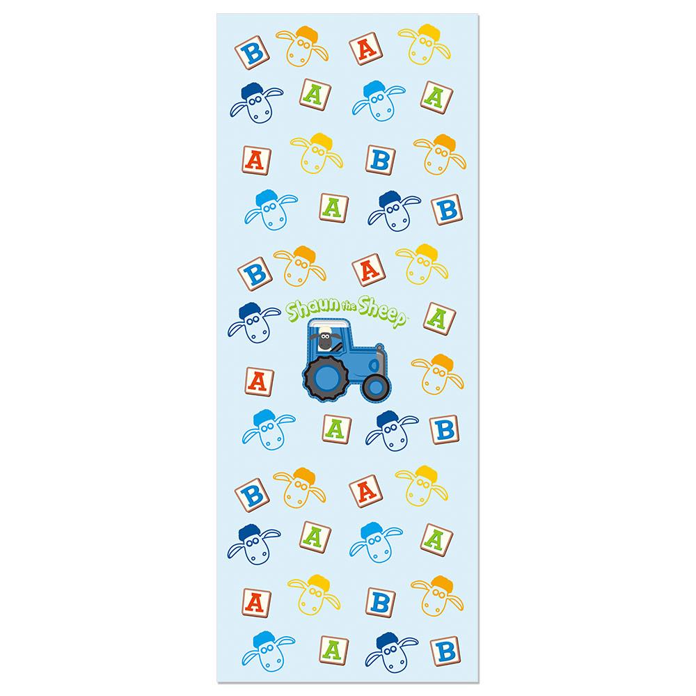 YOSHI850|笑笑羊正版授權:彩色厚棉(雙層)紗布毛巾【01】