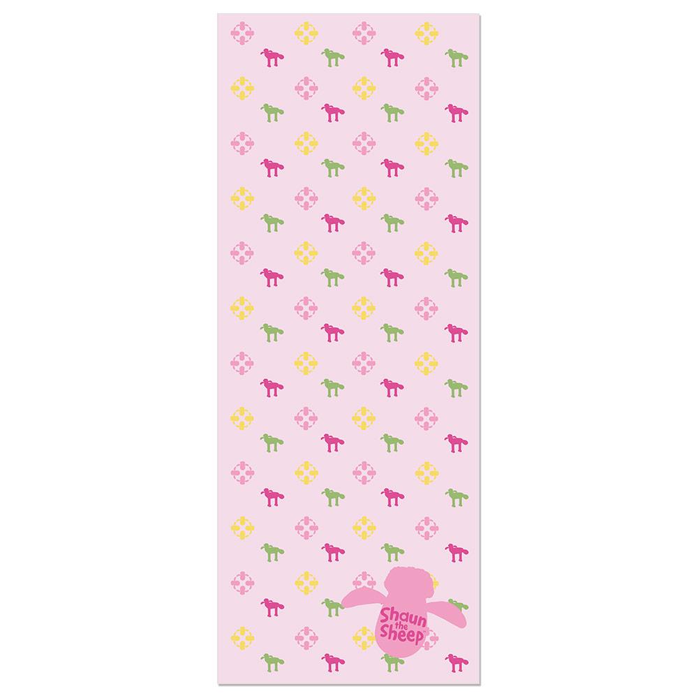 YOSHI850|笑笑羊正版授權:彩色厚棉(雙層)紗布毛巾【02】