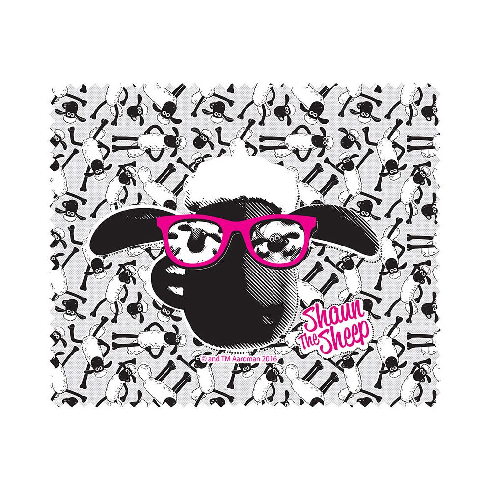 YOSHI850|笑笑羊正版授權:超細纖光學拭鏡布【03 Vogue】