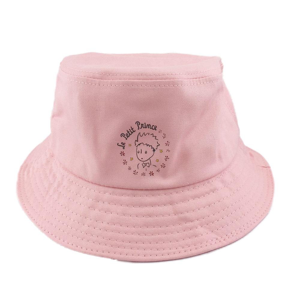 YOSHI850|小王子經典版授權:漁夫帽【01 粉紅】