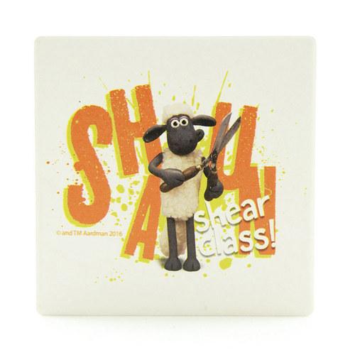YOSHI850|笑笑羊正版授權:吸水杯墊【05 Shear Class】(方.圓)