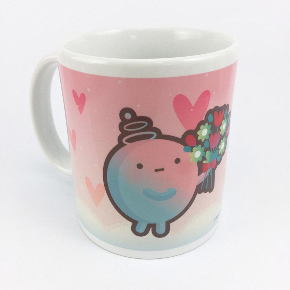 YOSHI850|新創設計師 - 沒個性星人Roo:牛奶杯【03情人杯-阿嚕】