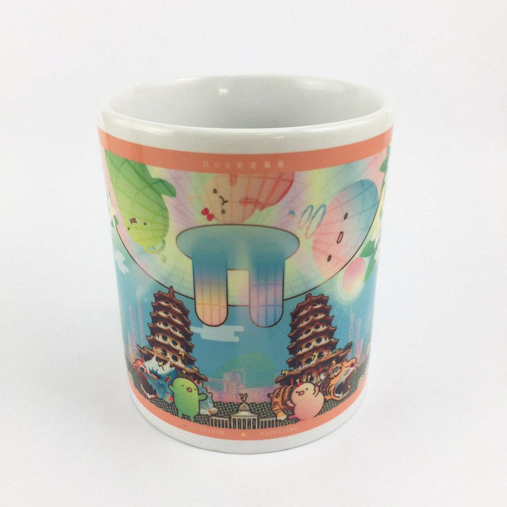 YOSHI850|新創設計師 - 沒個性星人Roo:牛奶杯【06 City杯-高雄】