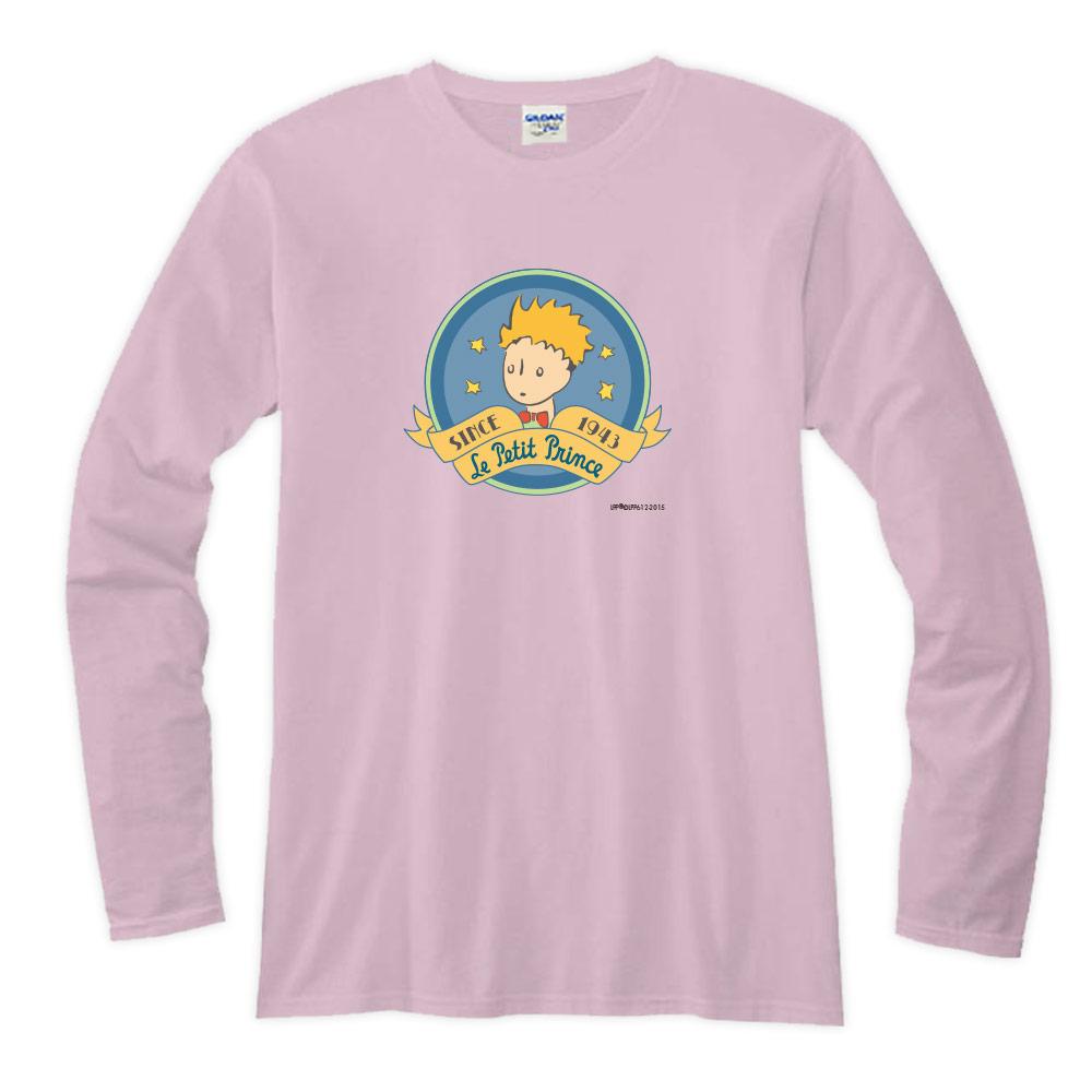 YOSHI850|小王子經典版授權【14 跟你說聲Hi】長袖T-shirt (修身/中性)7種顏色