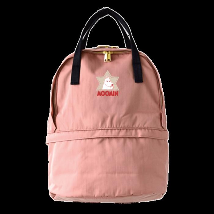 (複製)(複製)YOSHI850|嚕嚕米正版授:雙層後背包【軍綠】