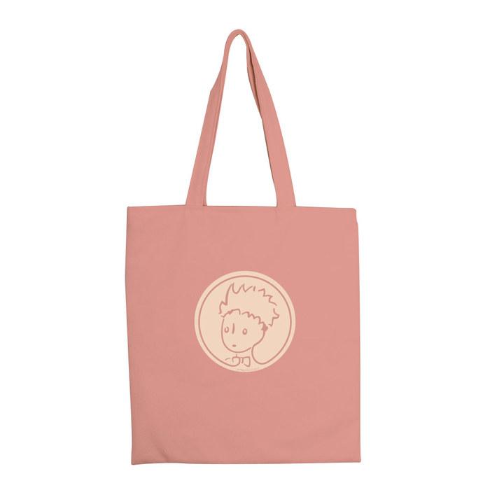 (複製)YOSHI850 小王子經典版授權:彩色手提購物包【04第七個星球-地球(軍綠) 】