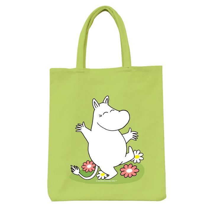 (複製)YOSHI850|Moomin嚕嚕米正版授權:彩色野餐包【01 Fall in love (水藍)】