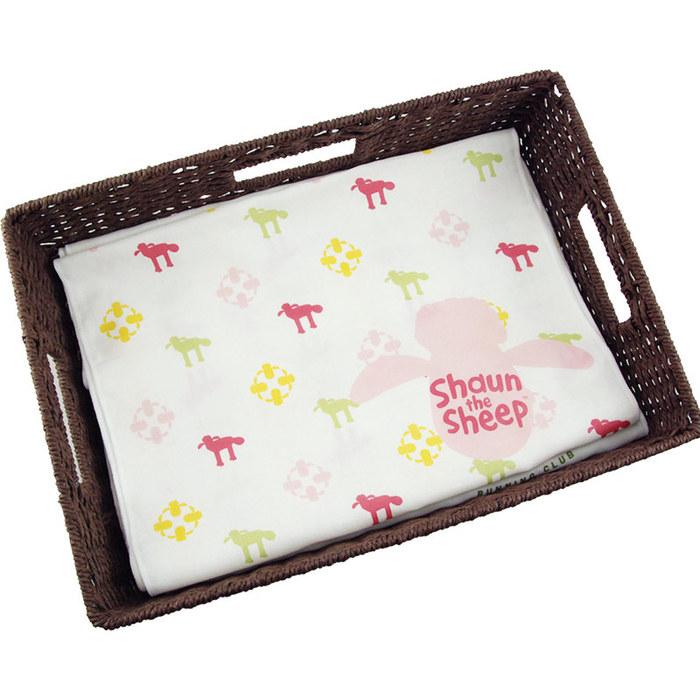 (複製)YOSHI850|笑笑羊正版授權-柔棉(單層)紗布毛巾 【Vogue】
