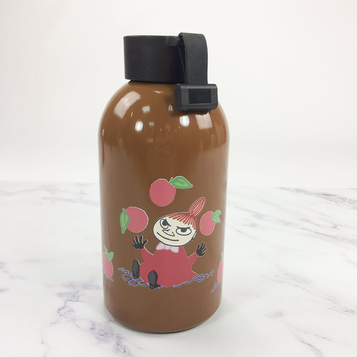 (複製)YOSHI850|Moomin嚕嚕米正版授權:大容量不鏽鋼保溫瓶(650ml)【02 粉紅】