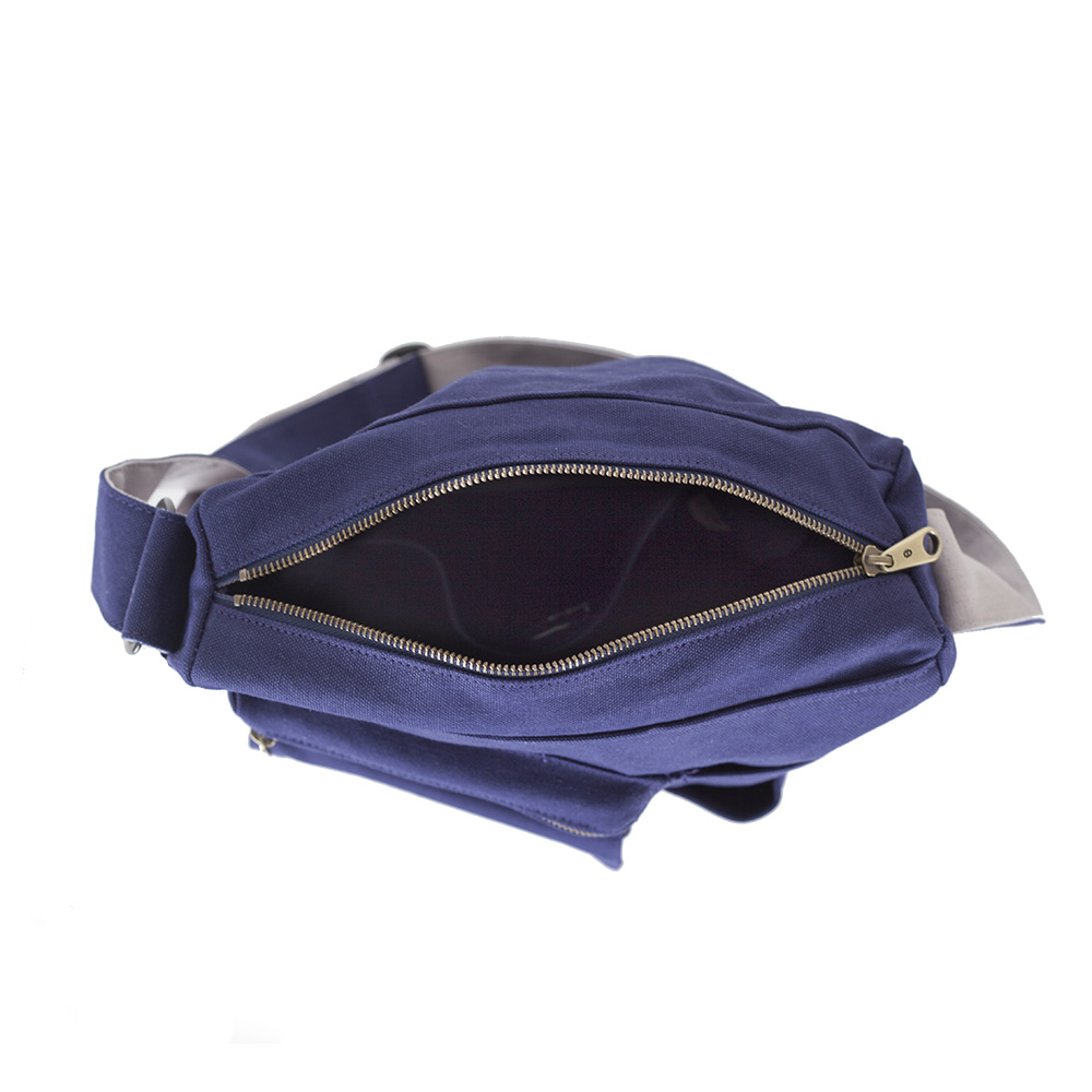 蘑菇Mogu|Maker 側背包(深紫)