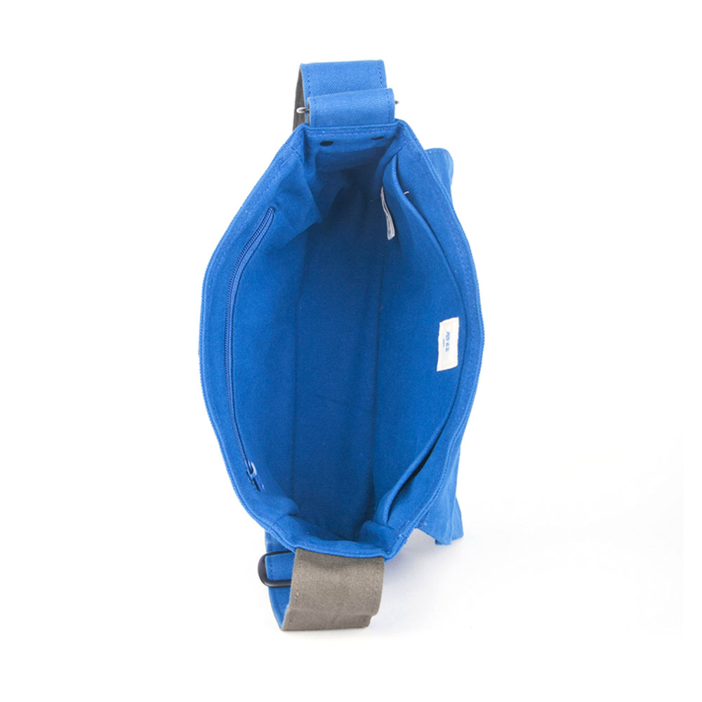 蘑菇Mogu|May 側背包(鈷藍)