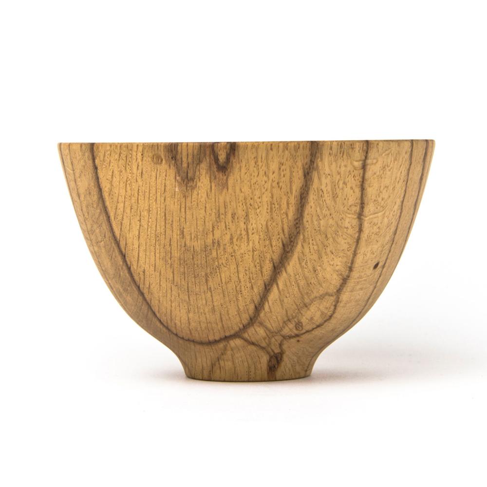 喜八工房 KIHACHI|樫碗-U型 Oak Bowl Type U