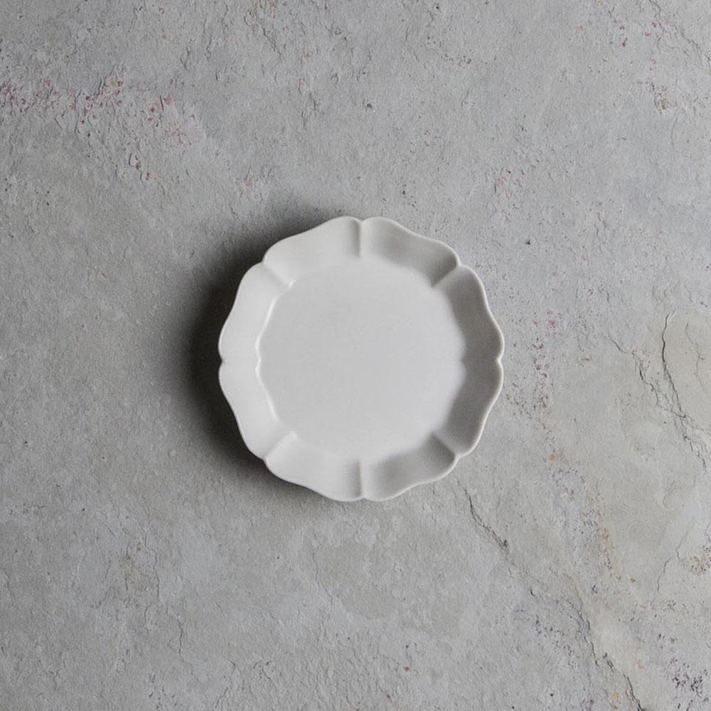 JICON 磁今|八角輪花-小皿