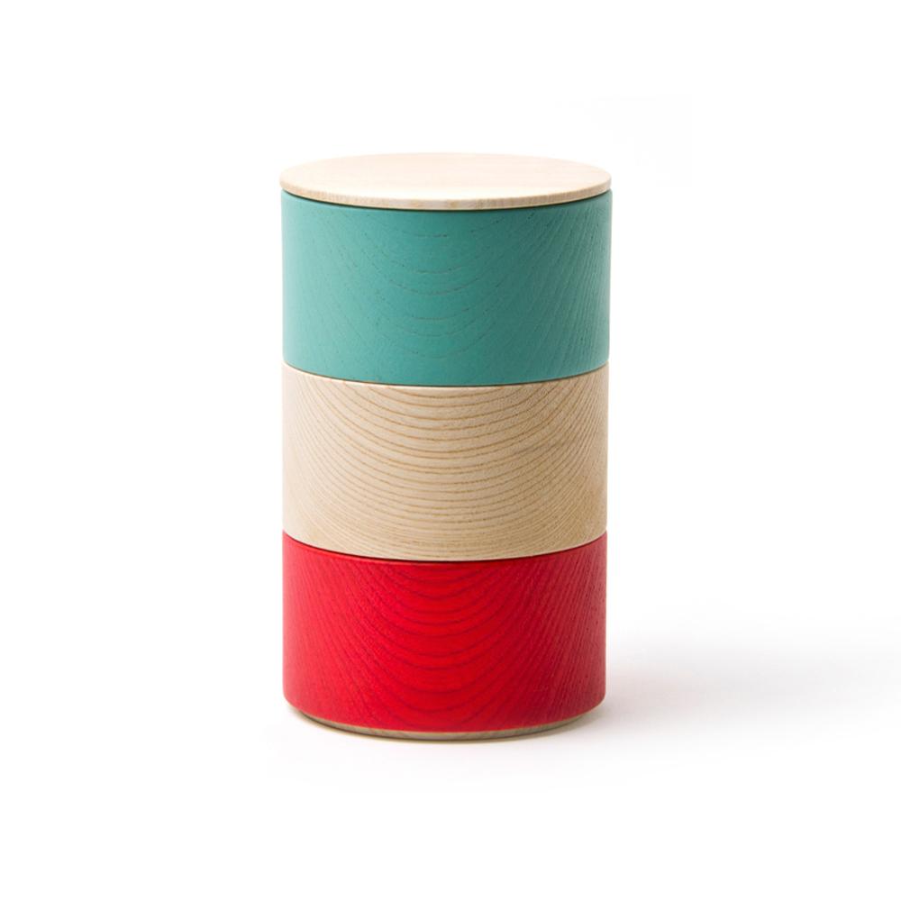 畑漆器店 HATASHIKKITEN|木製食器/容器 BORDER 001A