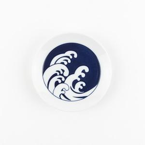 KIHARA|豆皿-麿紋波