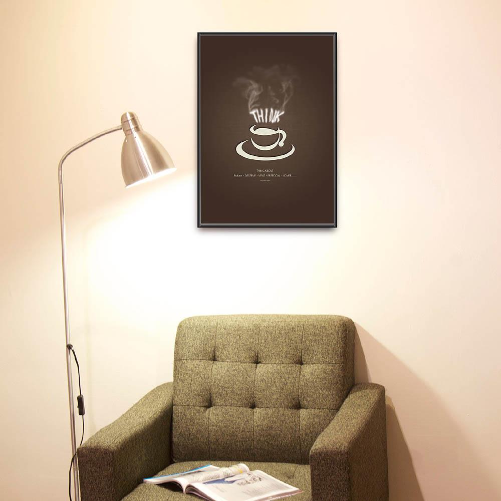 Tequila|原創設計海報4開直立-coffee