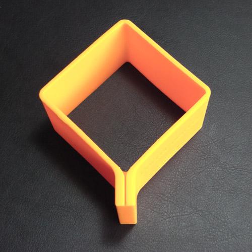 A-IDIO|掛耳咖啡手沖架(橘)