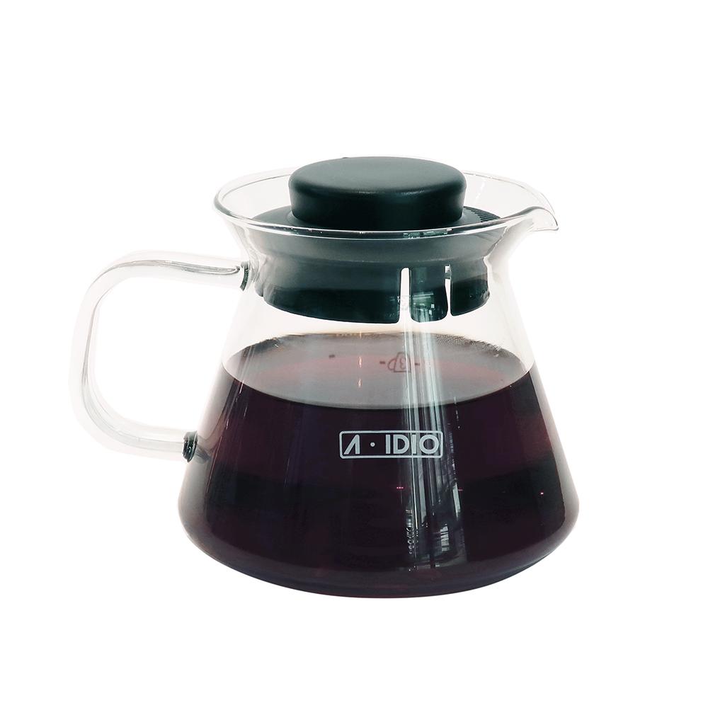 A-IDIO|耐熱玻璃壺(360ml)