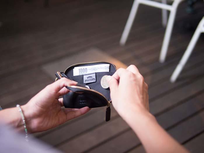 (複製)alto 皮革手機收納包 - 焦糖棕
