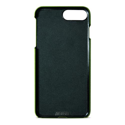 Alto|iPhone 8 Plus / iPhone 7 Plus 真皮手機殼背蓋,Original(萊姆綠)