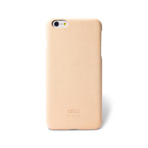 Alto|iPhone 6 Plus / 6S Plus 真皮手機殼背蓋,Original(原皮色)