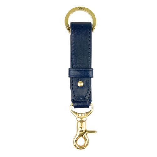 Alto|alto 兩用皮革鑰匙圈Key Holder (海軍藍)