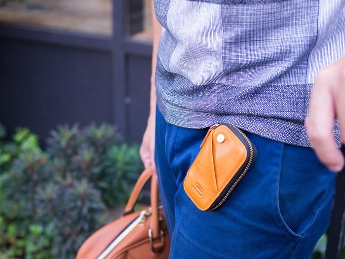 (複製)Alto|鑰匙收納包 Key Pouch (海軍藍)