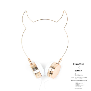 Quote Studio|Devil Headphone 惡魔角耳機