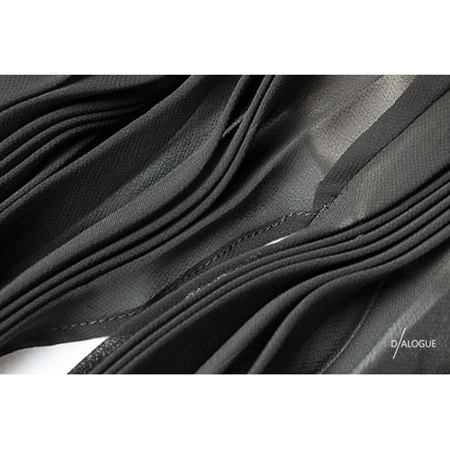 DIALOGUE|平織洋裝-若思