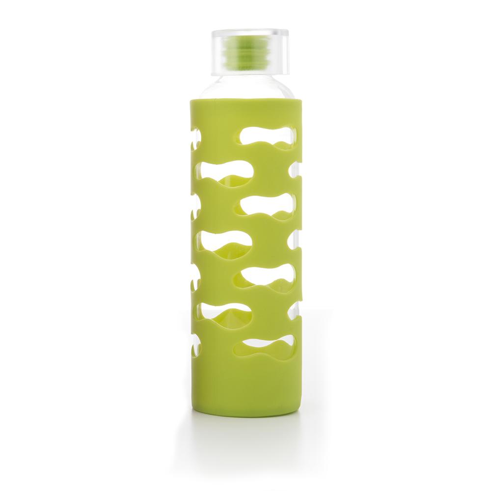 美國U Konserve|玻璃隨身瓶 清新草綠 600ml